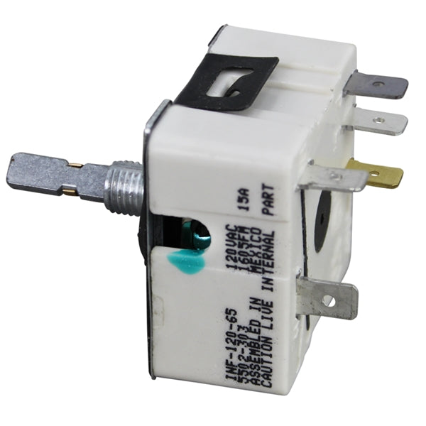 Infinite Switch For Cecilware L164A