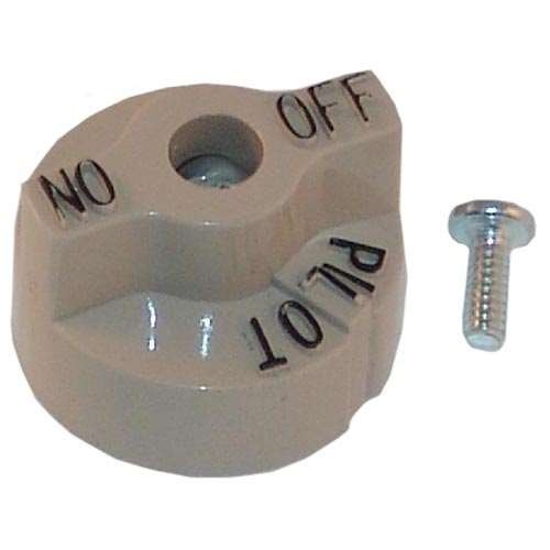 Valve Knob 1-1/4 D, Off-Pilot On For Pitco P6071267