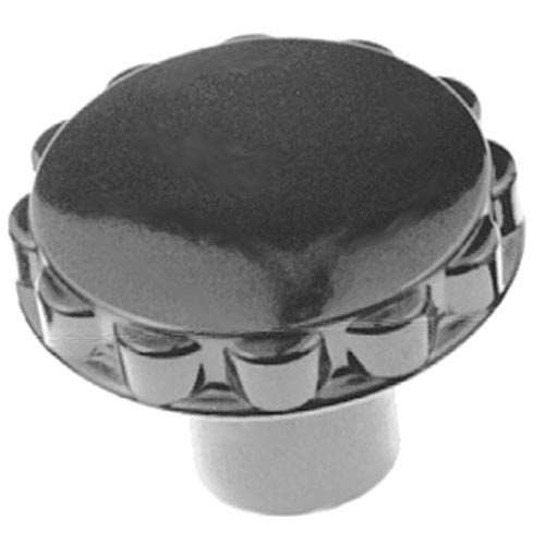Manual Adv Knob 1-7/8 D For Hatco 05.30.001.00