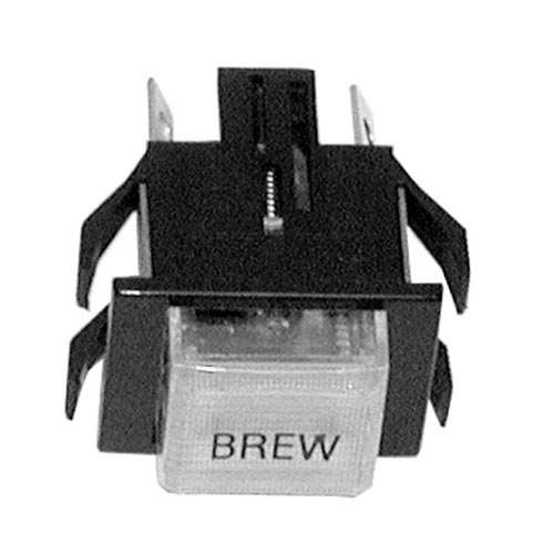 Brew Switch 15/16X1-1/8 Spst For Cecilware L012A