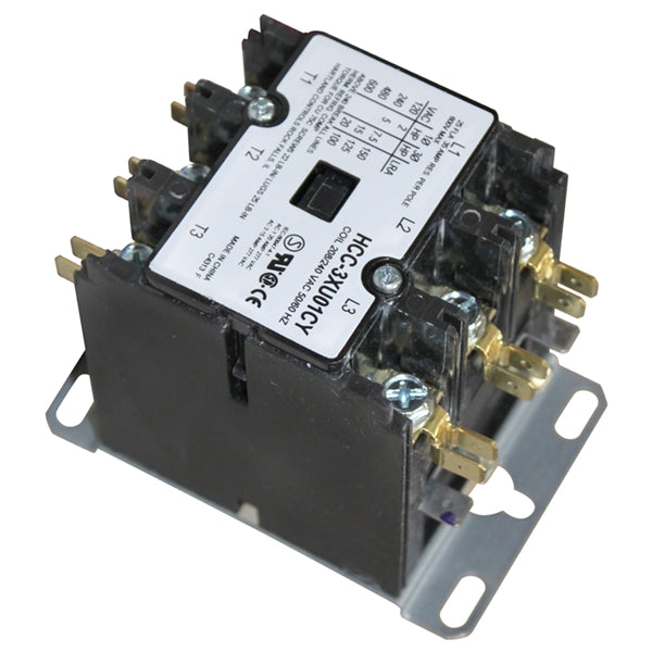 Contactor 3P 25/30A 208/240V For Market Forge 97-5609