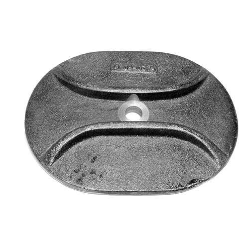 Hand Hole Cover 4-3/4X6-3/4 For Market Forge 90-5495