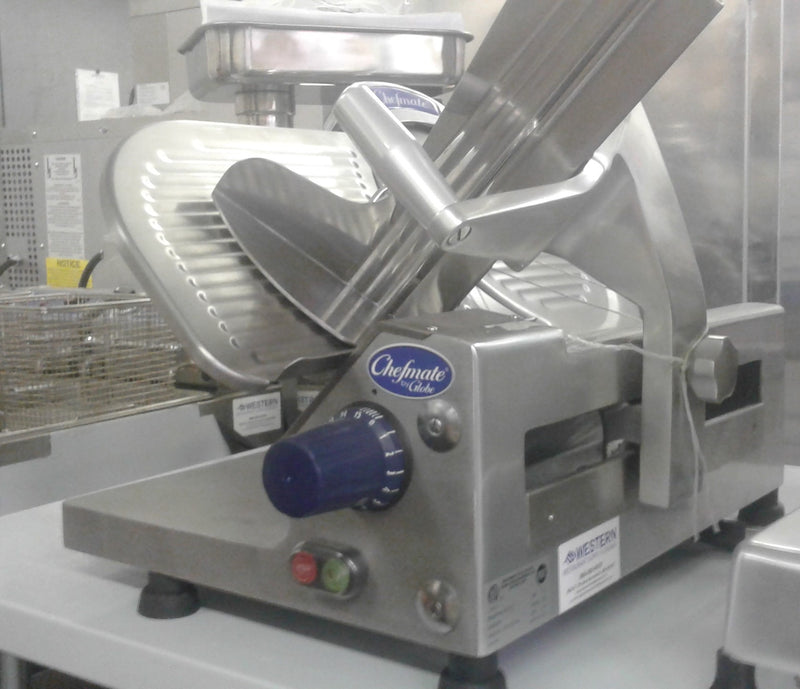 Globe GC512 Medium Duty Manual Slicer