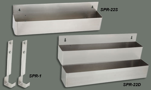 Bar Speed Rails (Double 22) SPR-22D
