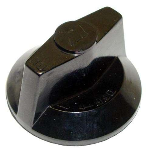 Black Knob 2-1/2 D, Off-On For Vulcan 719257-12