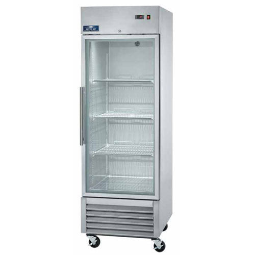 Arctic Air AGR23 One Glass Door Refrigerator FREE SHIPPING!