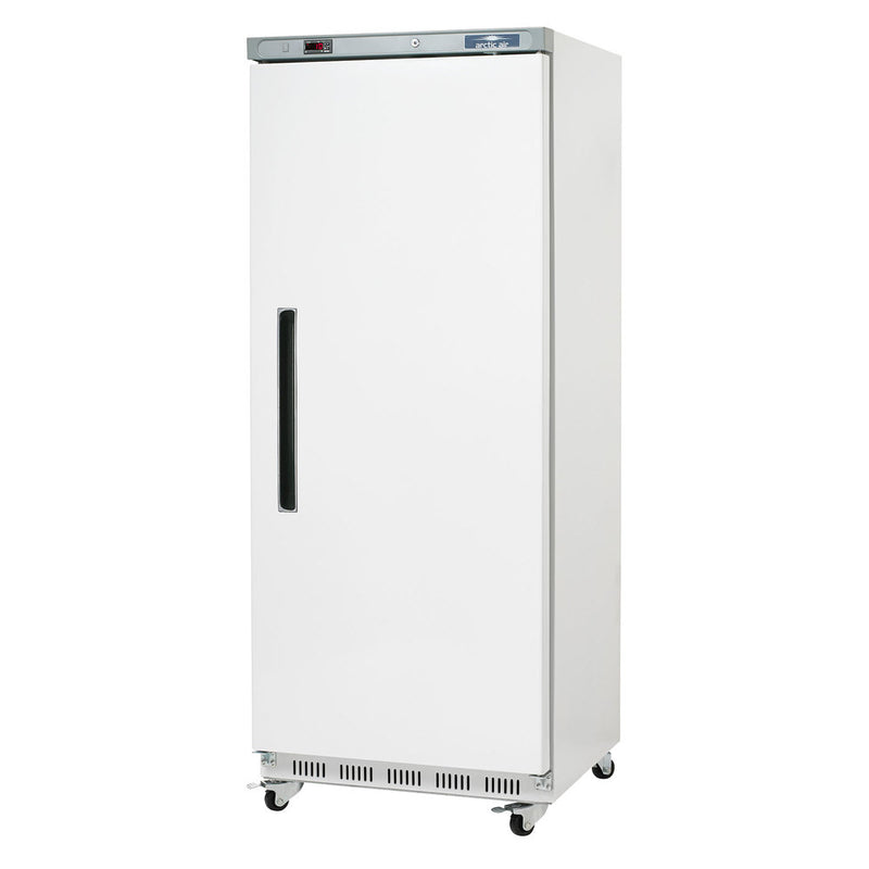 Arctic Air AWF25 Single Door Reach In Freezer White FREE SHIPPING!