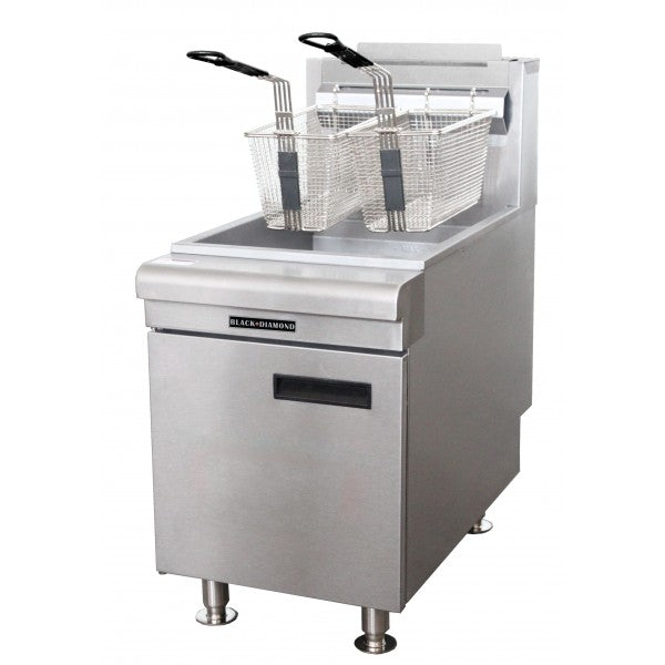 Adcraft BDCTF-60 Countertop 35-40 Lb. Fryer FREE SHIPPING!