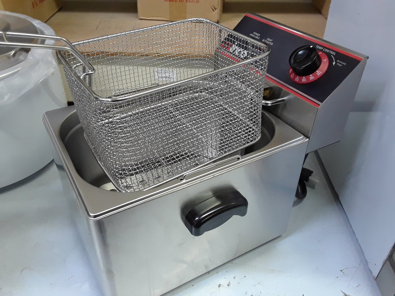 Winco Countertop Electric Fryer