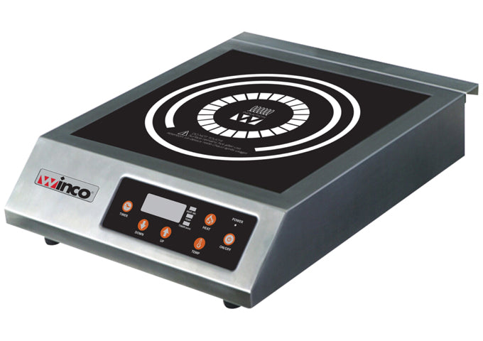 Winco EIC-400b Electric Induction Cooker, 3200W