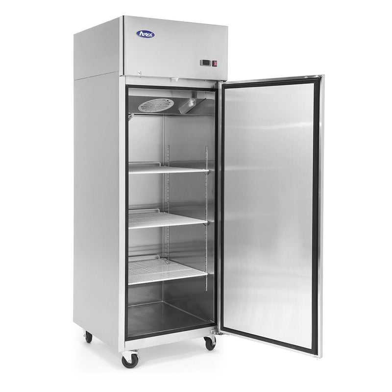 Atosa MBF8001GR T-Series 1 Door Reach-In Freezer FREE SHIPPING!