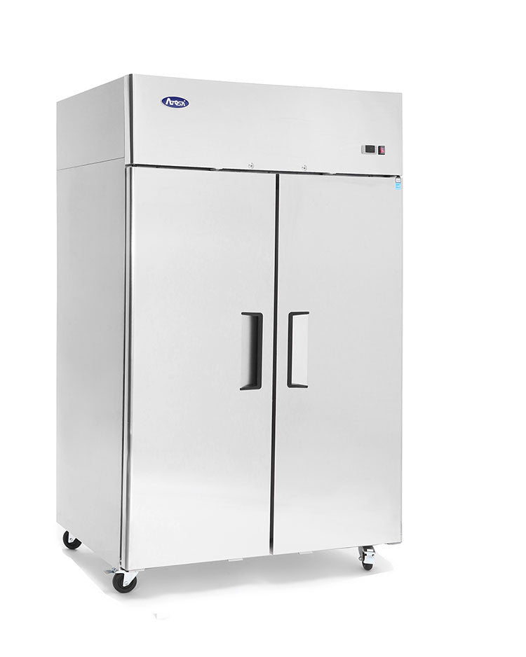Atosa MBF8002 T-Series 2 Door Reach-In Freezer FREE SHIPPING!