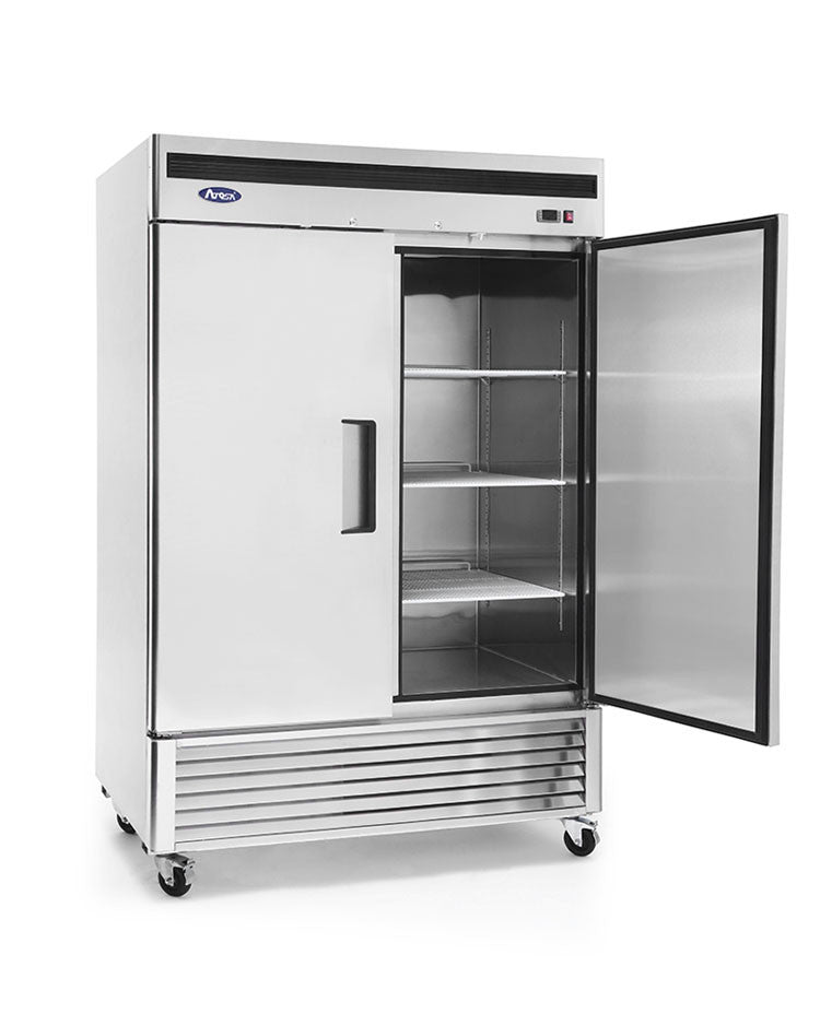 Atosa MBF8503 Bottom Mount (2) Two Door Freezer FREE SHIPPING!
