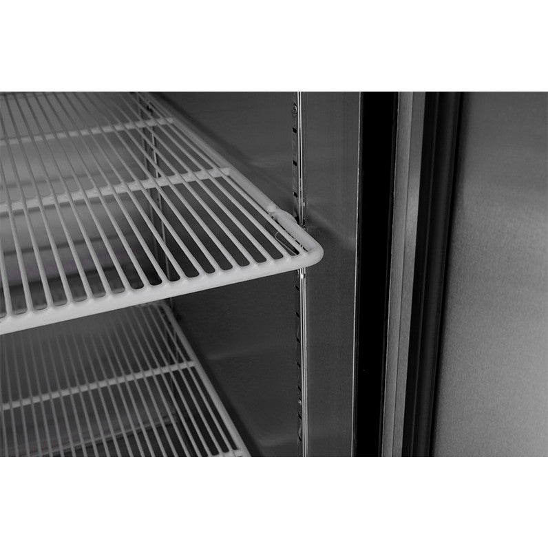 Atosa MBF8505GR Bottom Mount (1) One Door Refrigerator FREE SHIPPING!