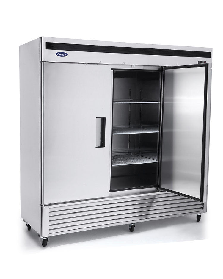 Atosa MBF8508GR 3 Door Reach-in B-Series Refrigerator FREE SHIPPING!