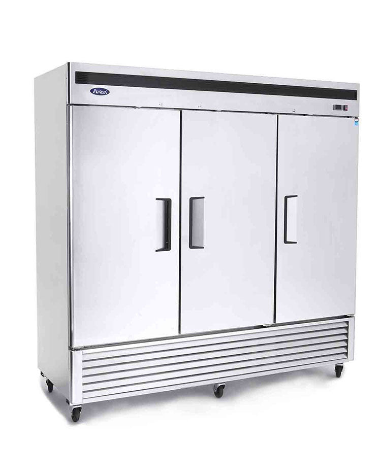 Atosa MBF8508 3 Door Reach-in B-Series Refrigerator FREE SHIPPING!