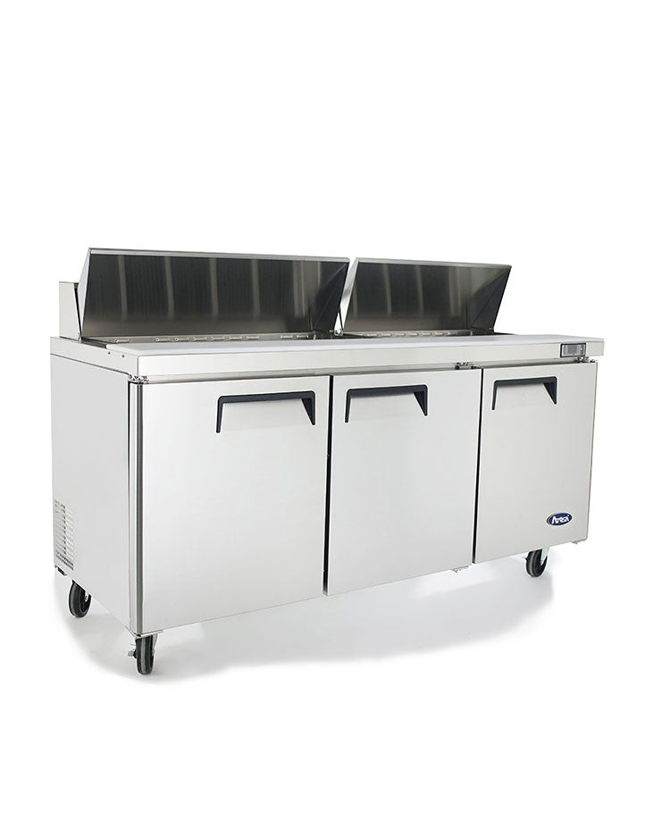 Atosa MSF8304GR 72″ Sandwich Prep Table FREE SHIPPING!