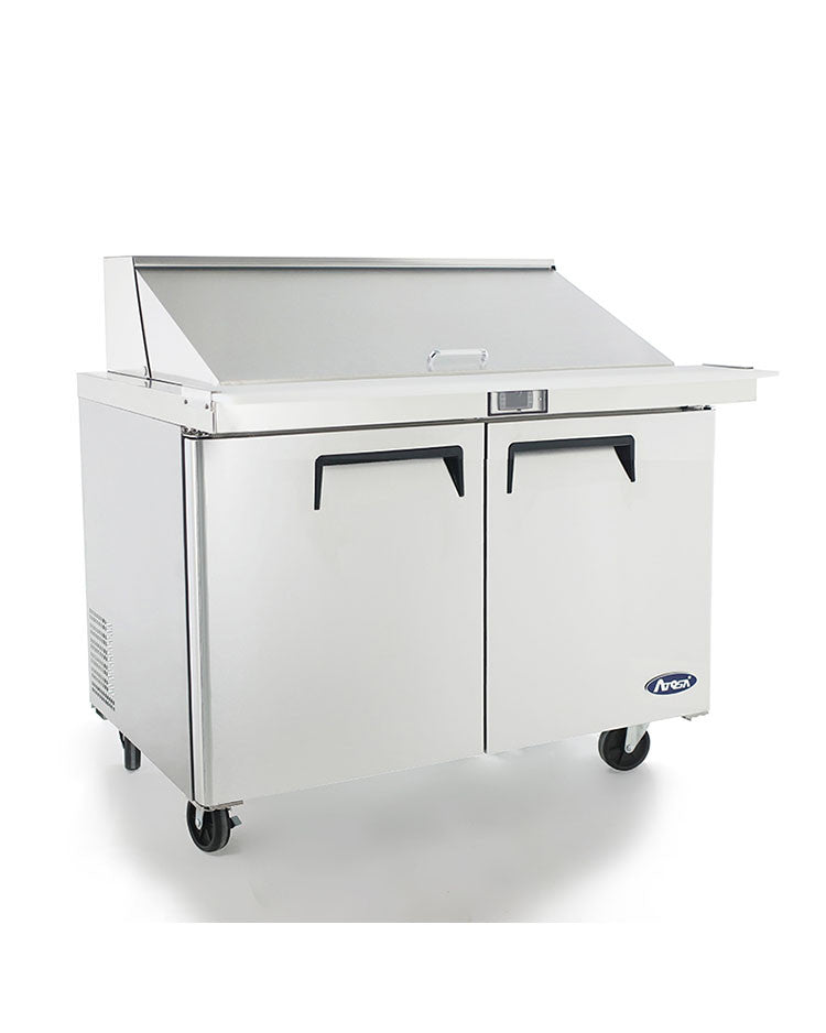 Atosa MSF8306GR 48″ Mega Top Sandwich Prep Table FREE SHIPPING!