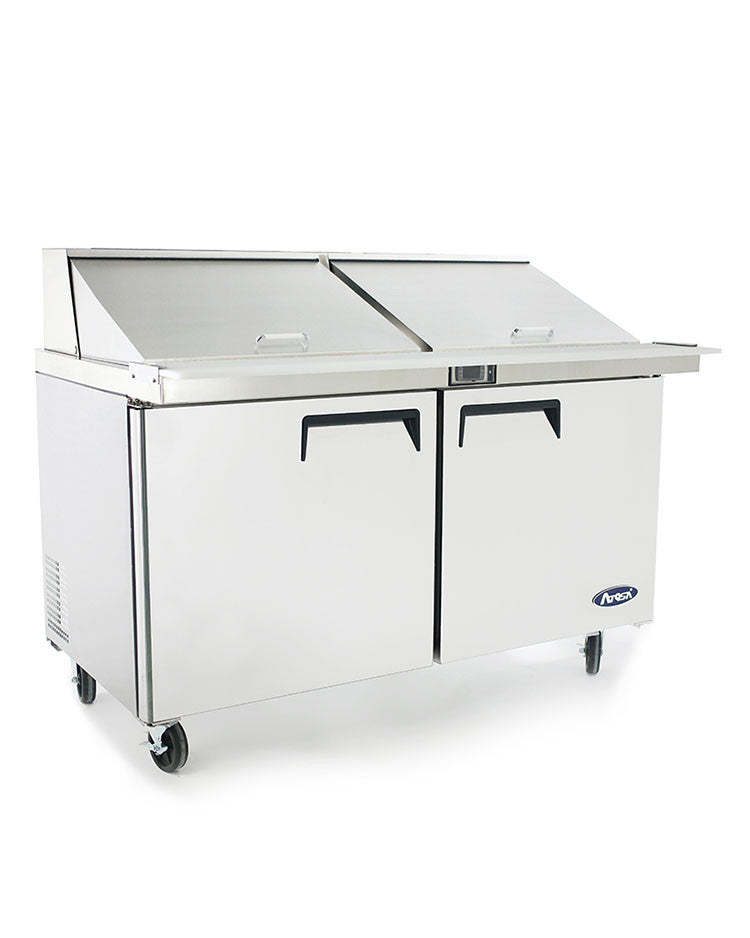 Atosa MSF8308GR 72″ Mega Top Sandwich Prep Table FREE SHIPPING!