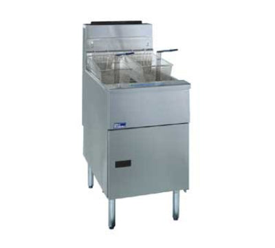 Pitco SG-18S Solstice 75 lb Fryer 5 Tube