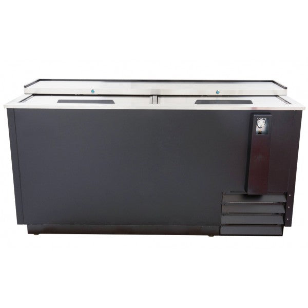 "Adcraft USBC-65 Horizontal 65"" Bottle Cooler FREE SHIPPING!"