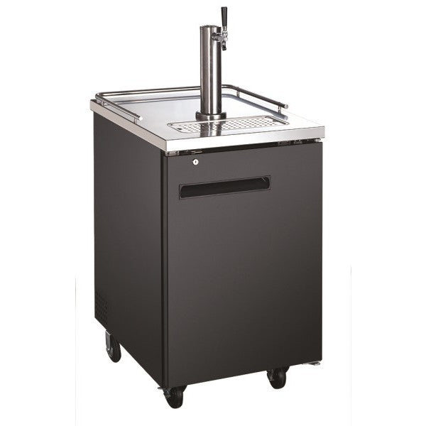 Adcraft USBD-2428 Single Tap Beer Dispenser FREE SHIPPING!