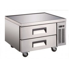 "Adcraft USCB-36 Two Drawer 36"" Chef Base FREE SHIPPING!"