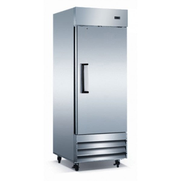 Adcraft USFZ-1D/19 One Solid Door Reach in Freezer FREE SHIPPING!