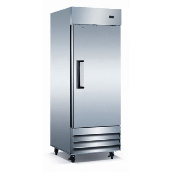 Adcraft USFZ-1D One Solid Door Reach in Freezer FREE SHIPPING!