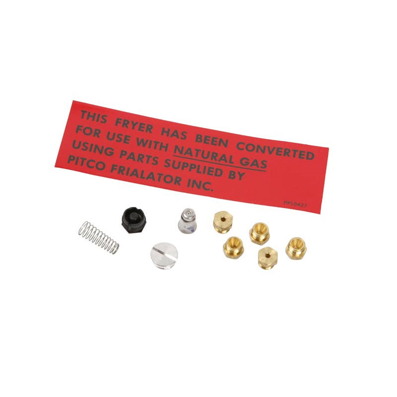 Conversion kit from LP to Natural Gas - replaces Pitco B7510081-C