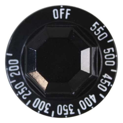Dial Off/200-550F For Jade 3075200000