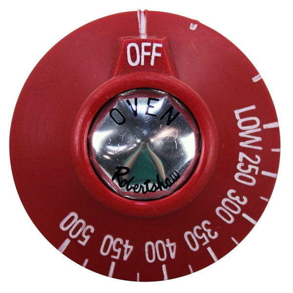 Dial 2-3/8 D, Off-Low-250-500 For Vulcan 417576-1