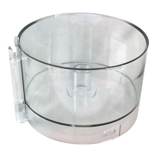 2 1/2 Qt Clear Bowl For Robot Coupe 117900