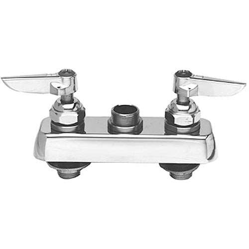 "Faucet, Deck Mount 4""Center For T & S B-1110-Ln"