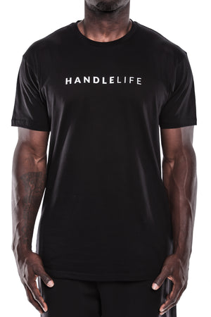 The Handlelife Tee Black