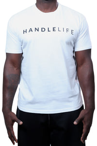 The Handlelife Tee White