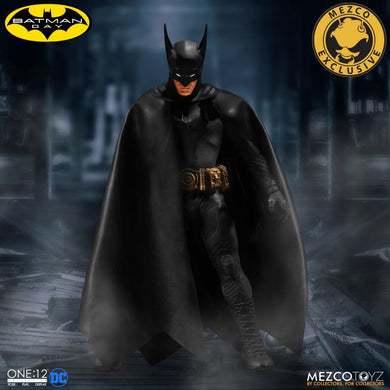 Mezco One:12 Collective Batman: Ascending Knight - Black Variant
