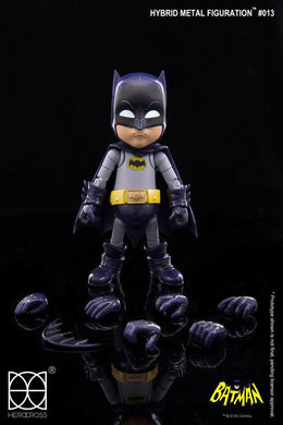 DC Comics BATMAN 1966 Hybrid Metal Configuration HEROCROSS HMF #013
