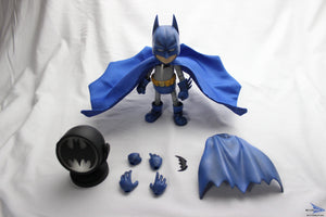 DC Comics SDCC BATMAN Color Variant Hybrid Metal Configuration HEROCROSS HMF#004S