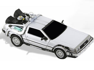 "PreOrder Back to the Future Time Machine 6"" Die-Cast Vehicle"