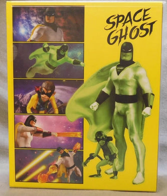 Mezco One:12 Collective Space Ghost Glow in the Dark Exclusive PRE OWNED
