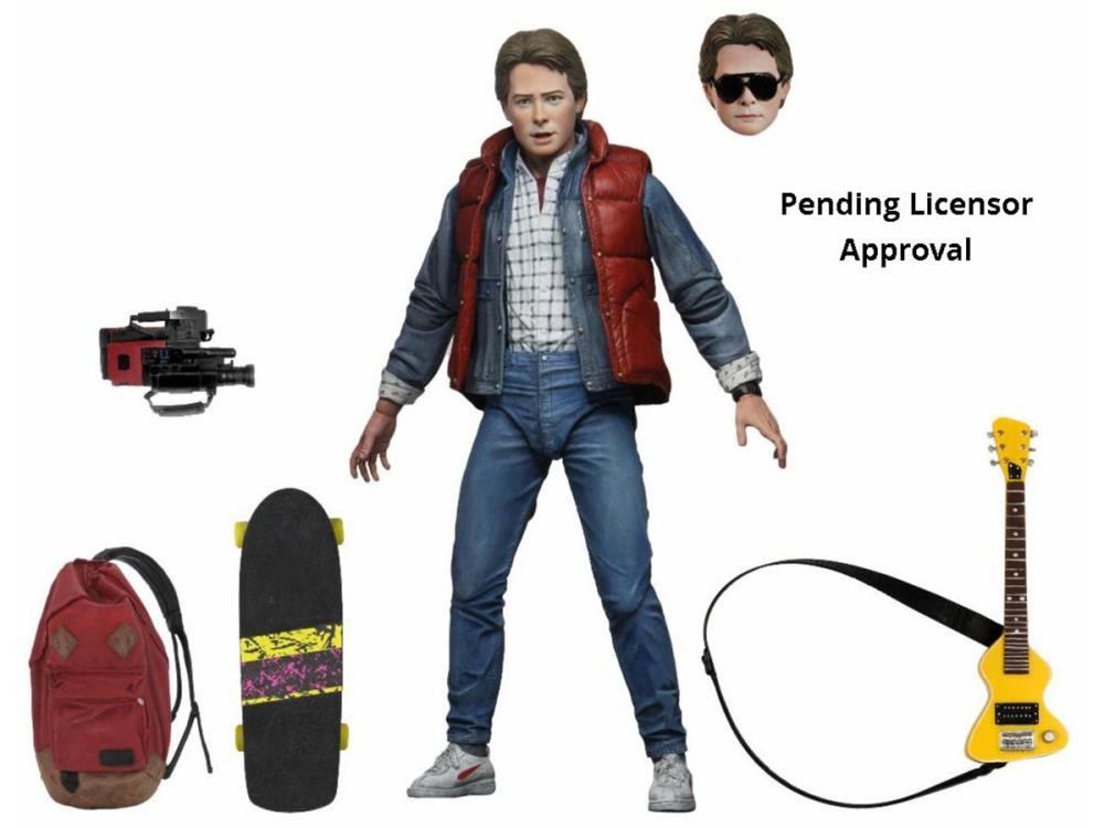 PreOrder Back to the Future Ultimate Marty Figure