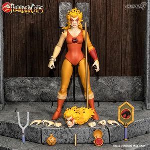 Pre Order ThunderCats Ultimates Cheetara