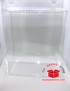 T4 ACRYLIC CASE for Dragon Ball Z, Goku Raised on Earth Bandai S.H.Figuarts Action Figure