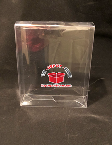 SOFT PLASTIC CASE for Dragon Ball Z, STANDARD BOX Bandai S.H.Figuarts Action Figure