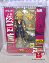 ACRYLIC CASE for Dragon Ball Z, SDCC Son Gohan Super SaiyanBandai S.H.Figuarts Action Figure