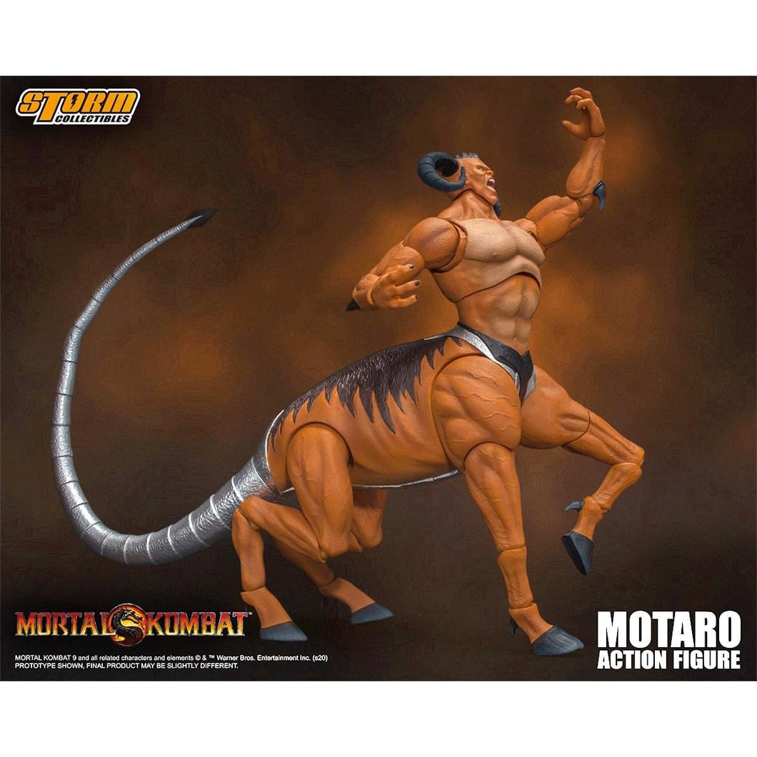 Pre Order Storm Collectibles Mortal Kombat Motaro 1/12 Scale Figure DC