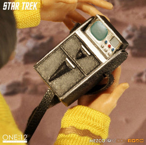 Mezco One 12 Collective Star Trek Sulu
