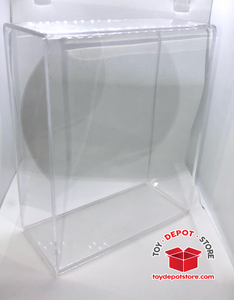 T4 ACRYLIC CASE for Dragon Ball Z, Trunks Premium Color Bandai S.H.Figuarts Action Figure