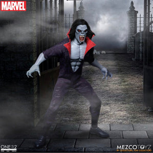 PreOrder Mezco One 12 Morbius The Living Vampire